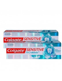 COLGATE PASTA DENTIFRICA SENSITIVE ALIVIO 2X75ML