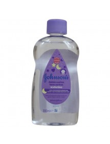 JOHNSONS ACEITE CORPORAL 300ML LAVANDA
