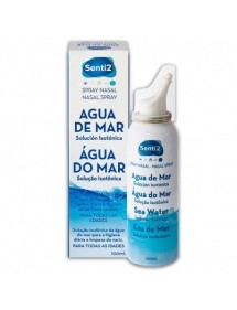 SENTI-2 SPRAY NASAL AGUA DE MAR 100 ML