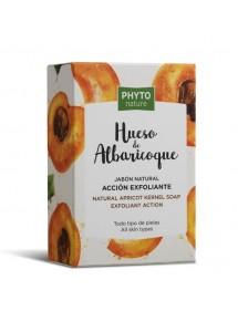 PHYTO NATURE JABON HUESO DE ALBARICOQUE PASTILLA 120 GRS.