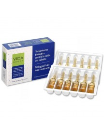 VIDA SHOCK AMPOLLAS ANTICAIDA DEL CABELLO 12X10ML
