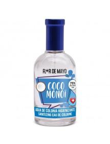 FLOR DE MAYO COLONIA COCO HIGIENIZANTE ALCOHOL 75% 50ML