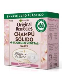 ORIGINAL REMEDIES CHAMPU SOLIDO AVENA 60 GRS.
