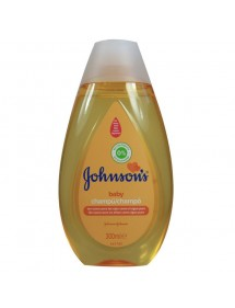 JOHNSONS CHAMPU BABY 300ML ORIGINAL