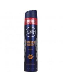 NIVEA DESODORANTE SPRAY MEN STRESS PROTECT 200ML