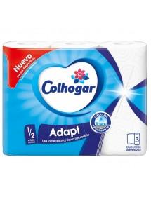 COLHOGAR PAPEL DE COCINA ADAPT PACK-3