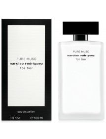 NARCISO FOR HER PURE MUSC EDP VPO 100ML