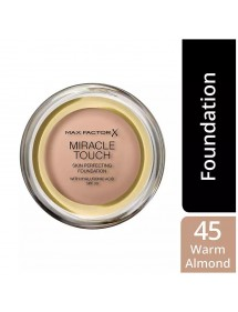 MF BASE MAQUILLAJE MIRACLE TOUCH 045 WARM ALMOND