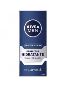 NIVEA FOR MEN HIDRATANTE PROTECTOR CON ALOE VERA 75ML