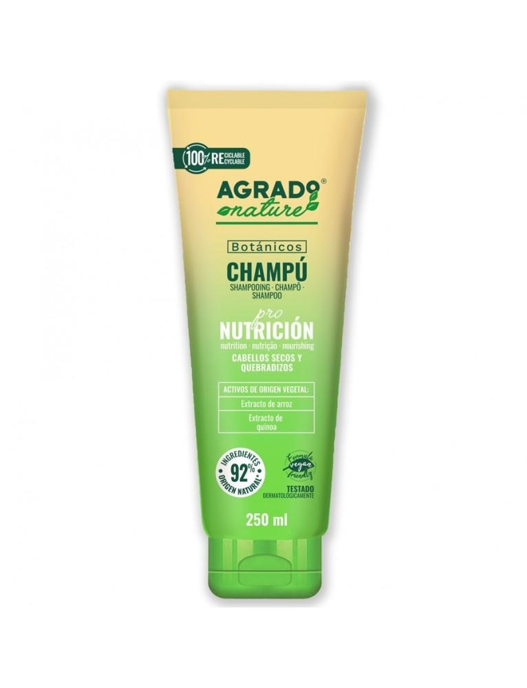 AGRADO NATURE CHAMPU PRO NUTRICION 250ML