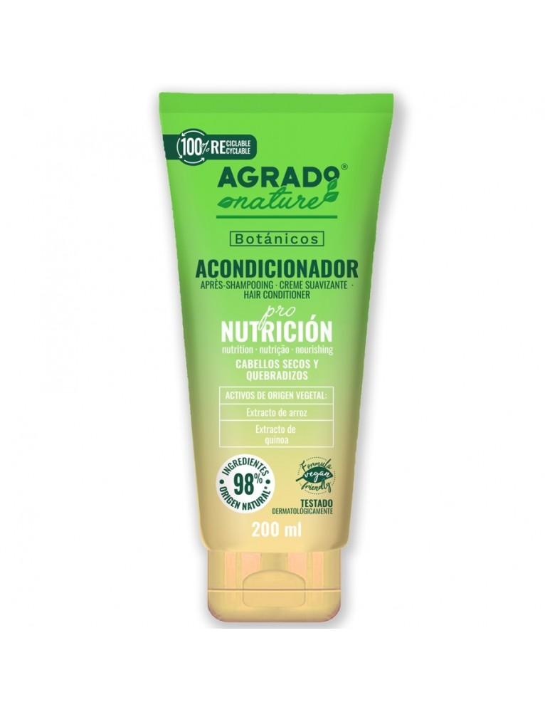 AGRADO NATURE ACONDICONADOR PRO NUTRICION 200ML