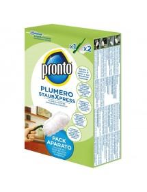 PRONTO PLUMERO APARATO + 2 RECAMBIOS