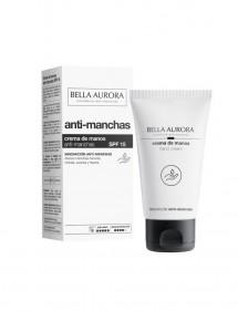 BELLA AURORA CREMA DE MANOS ANTI-MANCHAS SPF15 75ML