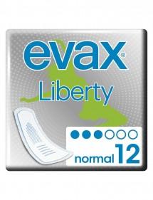EVAX LIBERTY COMPRESA NORMAL SIN ALAS 12 UDS.