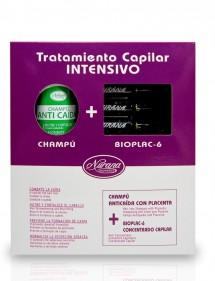 NURANA BIOPLAC TRATAMIENTO ANTICAIDA CHAMPU+6 AMPOLLAS