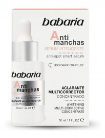 BABARIA FACIAL ANTIMANCHAS SERUM INTELIGENTE 50ML