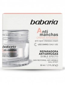 BABARIA FACIAL ANTIMANCHAS INTENSIVA ANTIARRUGAS 50ML