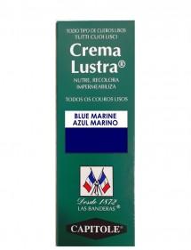 CREMA CALZADO LUSTRA AZUL TUBO 50 ML