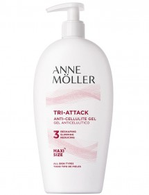 ANNE MOLLER GEL ANTICELULITICO TRI-ATTACK 400ML