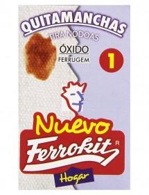 FERROKIT QUITAMANCHAS DE OXIDO 50ML