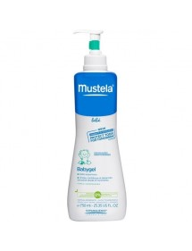MUSTELA GEL DE BAÑO ESPUMA 750ML PIEL NORMAL