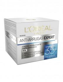 LOREAL ANTI-ARRUGAS +35 COLAGENO DIA 50ML