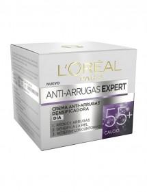 LOREAL ANTI-ARRUGAS CALCIO 55+ DIA 50ML