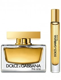 DOLCE GABANA THE ONE EDP VAP 75ML + EDP 10ML