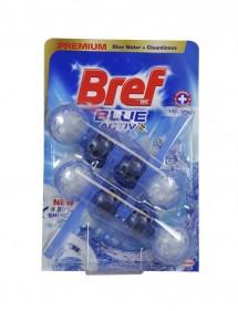 BREF COLGADOR WC PACK 2 BLUE ACTIVE
