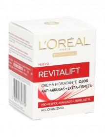 LOREAL REVITALIFT CREMA CONTORNO DE OJOS 15ML