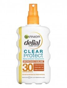 DELIAL SOLAR SPRAY CLEAR PROTECT FP30 200ML