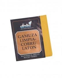 DINTEX GAMUZA LIMPIA COBRE-LATON