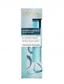 LOREAL HYDRAGENIOUS ALOE WATER PIEL MIXTA A GRASA 70ML