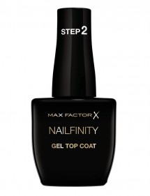 MF ESMALTE DE UÑAS NAILFINITY GEL 100 TOP COAT