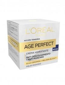 LOREAL AGE PERFECT HIDRATANTE NOCHE 50ML