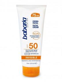 BABARIA SOLAR FACIAL F50 INVISIBLE 75ML