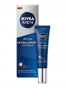 NIVEA FOR MEN ACTIVE AGE CONTORNO OJOS HYALURON 15ML