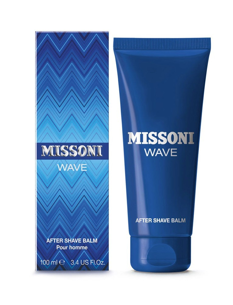 MISSONI WAVE AFTER SHAVE BALM TUBO 100ML