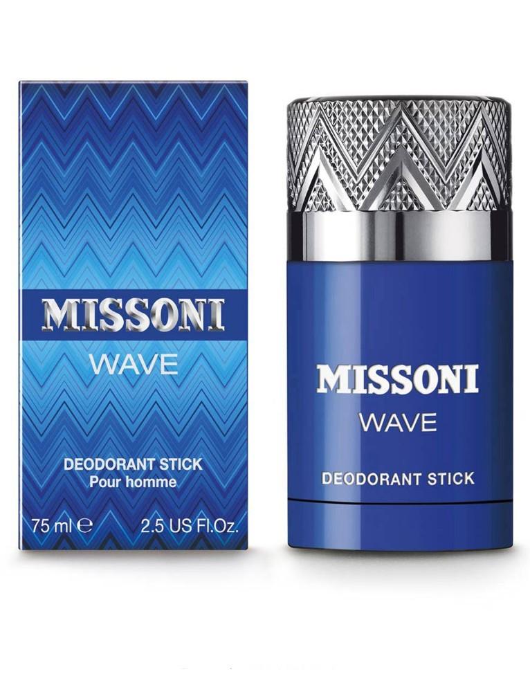 MISSONI WAVE DESODORANTE STICK 75ML