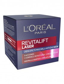 LOREAL REVITALIFT LASER X3 ANTI-EDAD NOCHE 50ML