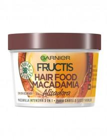 FRUCTIS MASCARILLA HAIR FOOD MACADAMIA ALISADORA 390ML