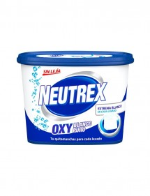 NEUTREX OXYGENO BLANCO PURO 512 GRS + 15% GRATIS