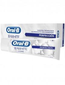 ORAL B PASTA 3D WHITE LUXE PERFECCION 75ML