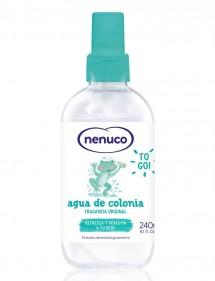 NENUCO COLONIA 240 ML SPRAY (SIN CAJA)