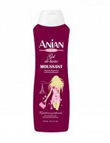 ANIAN GEL DE BAÑO MOUSSANT 750ML