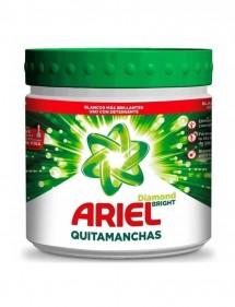 ARIEL QUITAMANCHAS POLVO BLANCOS BRILLANTES 500 GRS.