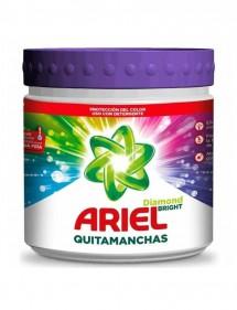 ARIEL QUITAMANCHAS POLVO PROTECCION COLOR 500 GRS.