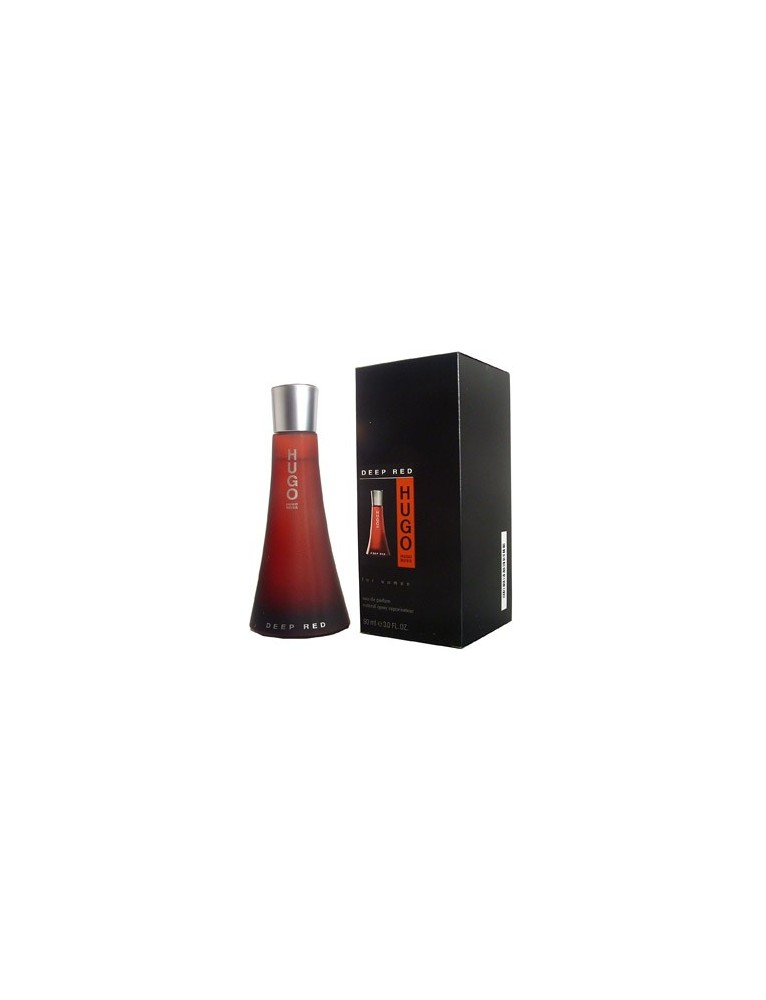 HUGO DEEP RED EDP VAP 50ML