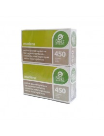 PALILLO PLANO PACK 2 X 450 UDS