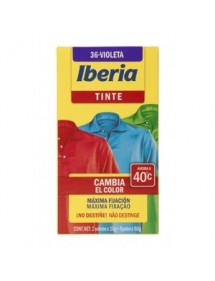 IBERIA TINTE DE ROPA 40º VIOLETA